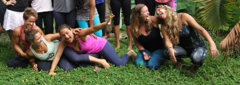 Costa Rica Multidimensional Yoga Teacher training april 2016